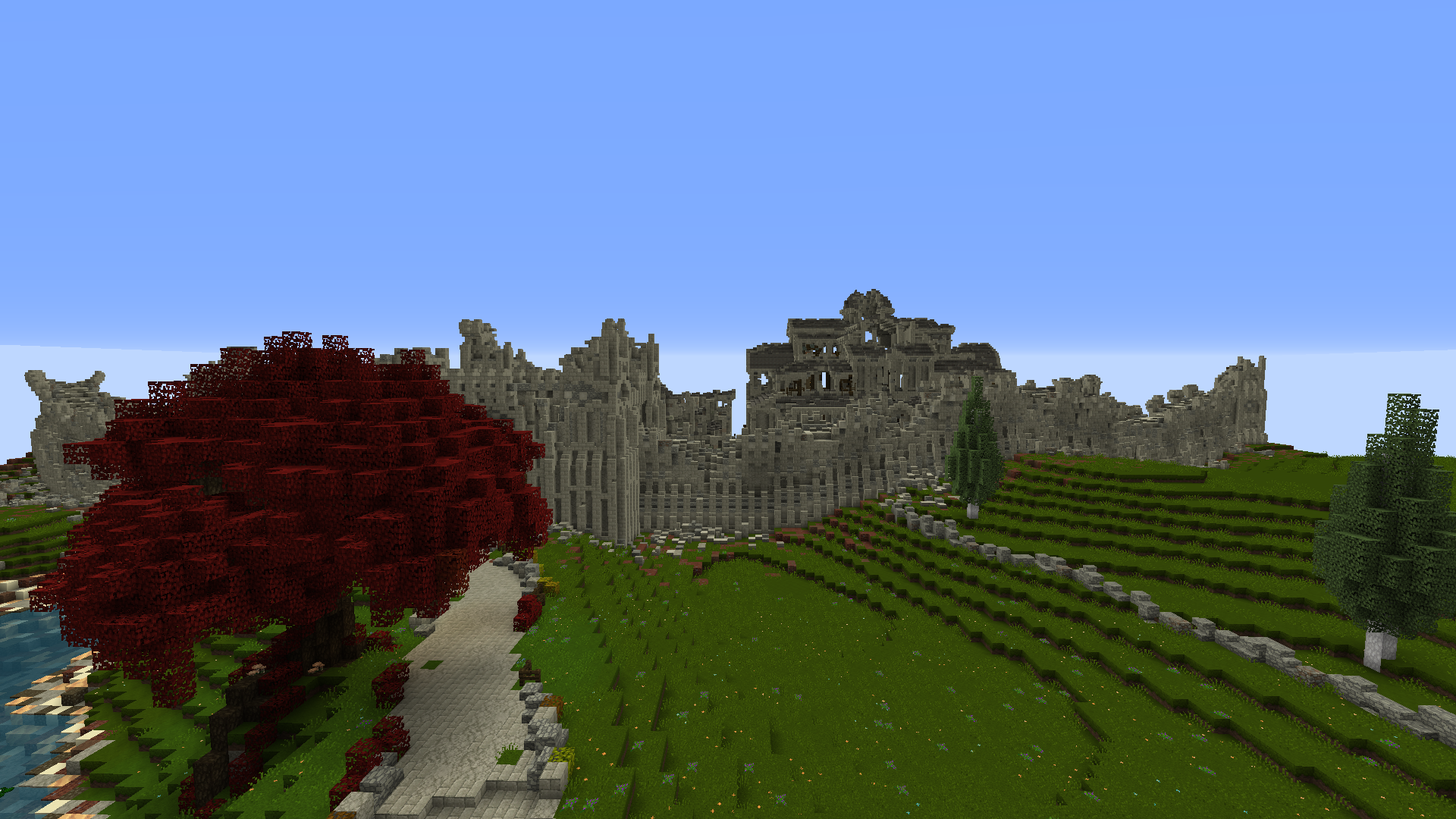 Red Tree at the West Gate of Osgiliath.png