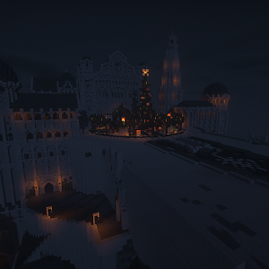 Minas Tirith (Winter)