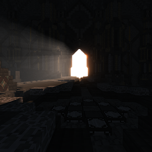 The East Gate of Moria.