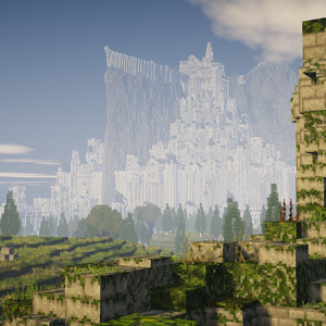 Osgiliath and Minas Tirith III