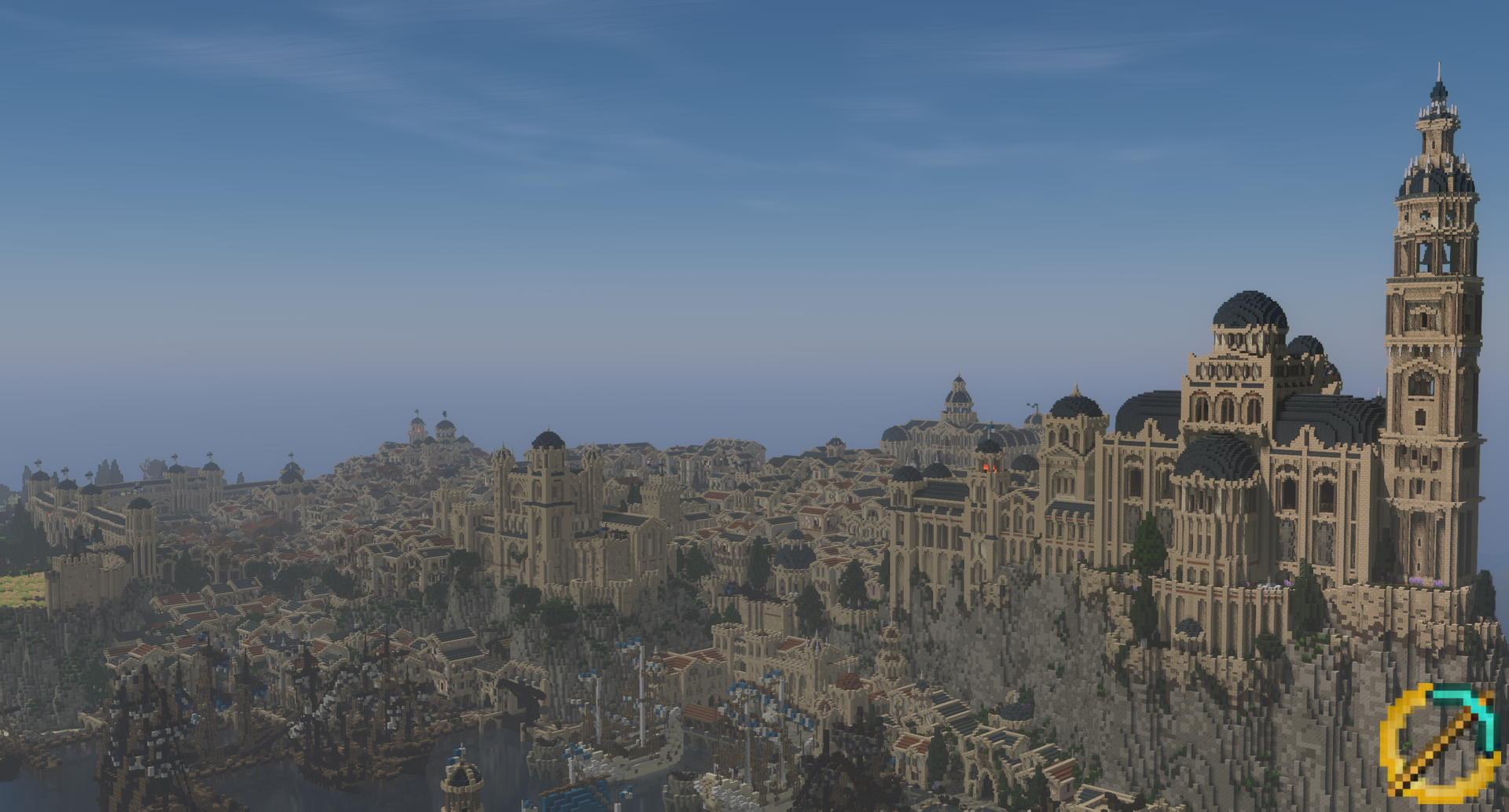 Dol Amroth Harbour View