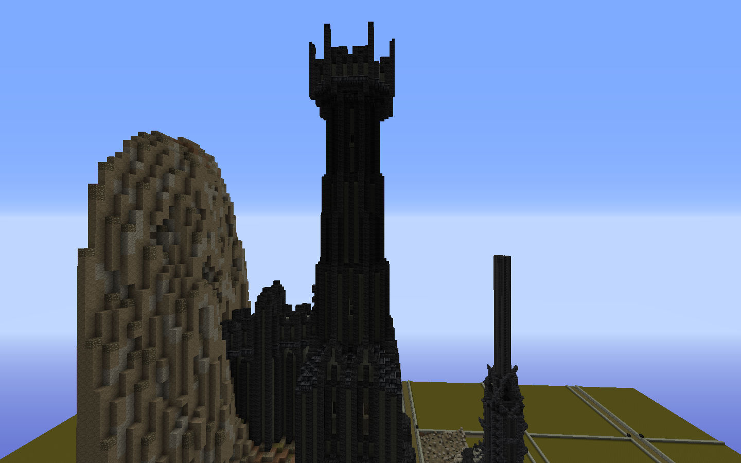 East | Minecraft Middle Earth
