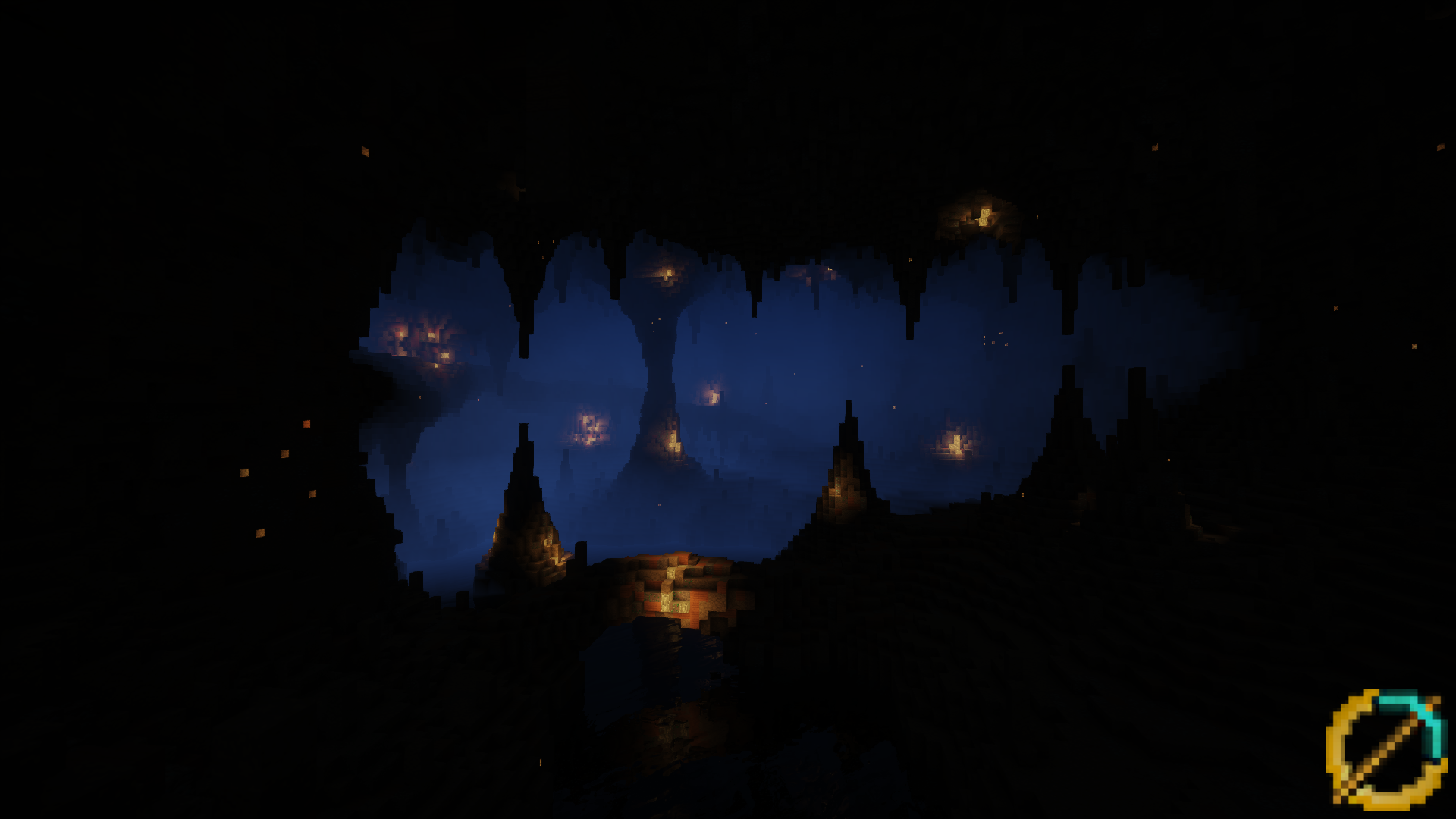 Glittering Caves